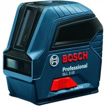Линейный лазерный нивелир Bosch GLL 2-10