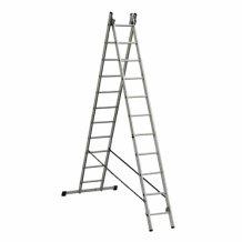 Лестница 2-х секционная Triton-tools 2 x 8 (02-110)