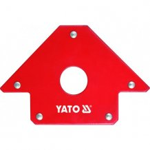Струбцина магнитная YATO для сварки 102х155х17мм  (YT-0864)