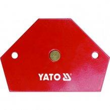 Магнитная струбцина YATO для сварки 64х95х14 (YT-0866)