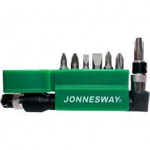 Комплект вставок Jonnesway 8 предметов (S08H208S)