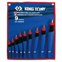 Набор выколоток King Tony 9 пр. с рукояткой (1009GPN)