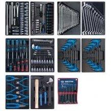Набор инструментов King Tony для тележки 173 предмета (932-000MRD-MT)