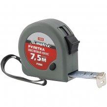 Рулетка 7,5мх25мм MTX Magnetic (310129).