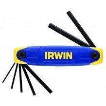 Шестигранные ключи Irwin LARGE 7шт BALL END 2.0 to 8.0 (10504807)