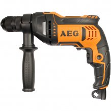 Дрель AEG BE 750 RE (4935449160)