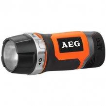 Аккумуляторный фонарь AEG BLL 12C