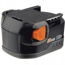 Аккумулятор 12 В, 1.4 Ач, NiCd AEG B1214G