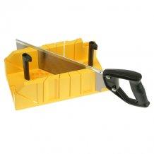 Стусло Stanley пластиковое с ножовкой (1-20-600)