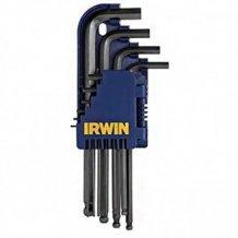 Набор ключей шестигранных IRWIN Long Arm 10 шт (10504810)