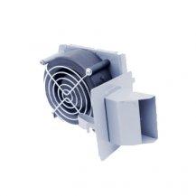 Вентилятор для дополнительного поддува воздуха в гриль.