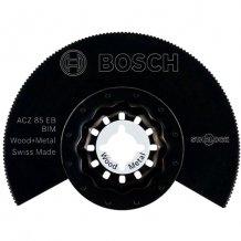 Сегментированный пильный диск Bosch ACZ 85 EB Wood and Metal