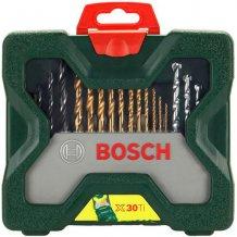 Набор принадлежностей Bosch X-Line 30 Titanium (2607019324)