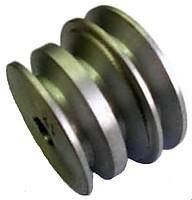 Стальной шкив для двигателя с 19 мм