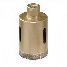 Алмазная сверлильная коронка для плитки, Metabo Dry 55 мм M14 (628312000)