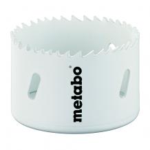 Биметаллическая кольцевая коронка, Metabo 121 мм (625210000)