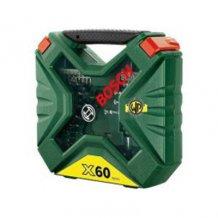 Набор принадлежностей Bosch X-Line 60 Classic 2607010611