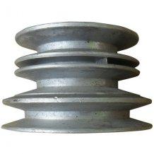 Алюминиевый шкив для двигателя 25 мм
