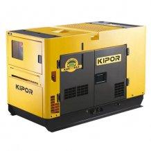 Дизельный генератор KIPOR KDE 30SS3