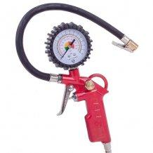 Пневмопистолет Intertool для накачивания шин с манометром (PT-0503)
