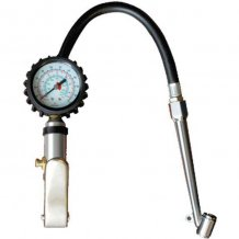 Пневмопистолет Intertool для подкачки шин с манометром (PT-0507)