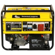 Бензиновый генератор Кентавр ЛБГ605Э/3
