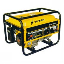 Бензиновый генератор Титан ПБГ 3600P