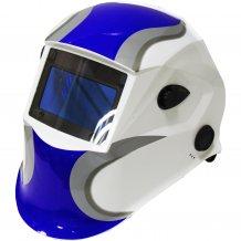 Сварочная маска Optech Arctotic SUN7 (белоголубая)
