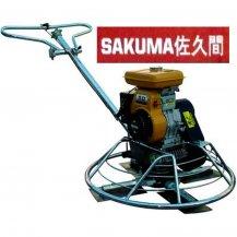 Затирочная машина Honker M80S (двигатель  SGE200 Sakuma)