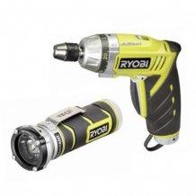 Набор инструментов Ryobi CSD 42L+RP4400