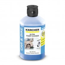 Активнаяя пена Karcher ULTRA FOAM для бесконтактной мойки 3-В-1, 1 Л, 1 Л