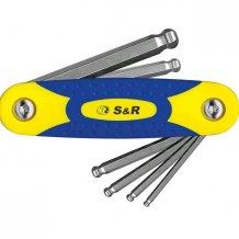 S&R набор торксов (T8-40)