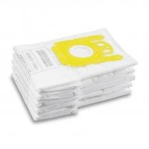 Фильтр-мешки Karcher из нетканного материала (5 шт) для VC 6