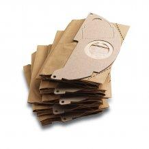 Бумажные фильтр-мешки Karcher для пылесоса WD 2.200