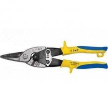 S&R ножницы по мет. 250мм прям.рез.AVIATION