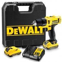Аккумуляторный шуруповерт DeWalt DCD710D2