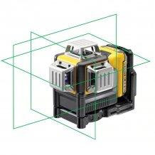 Лазерный нивелир с зеленым лучем DeWalt DCE089D1G