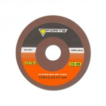 Круг для заточки цепи Forte СТЗ-100*10*3.2 мм
