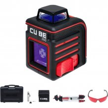 Лазерный нивелир ADA Cube 360 Ultimate Edition