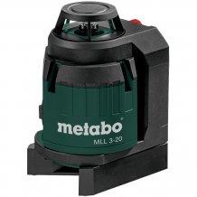 Лазерный нивелир Metabo MLL 3-20