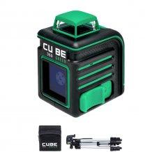 Лазерный нивелир ADA Cube 360 Professional Edition Green Laser