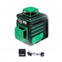 Лазерный невелир ADA Cube 2-360 Green Professional Edition