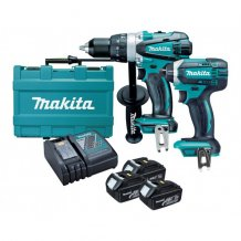 Набор инструментов Makita DLX 2145 X1
