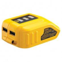 Аккумуляторный адаптер 10.8, 14.4, 18 В DeWalt DCB090