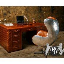 Стол письменный Rocksons Grand Devon TK5010 (кожа)
