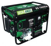 Генератор бензиновый IRON ANGEL EG7000E