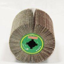 Щетка из шлифовальных листов Krohn 120x100, P120 (200911042)