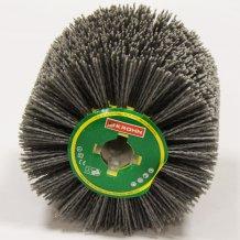 Щетка нейлоновая для шлифмашин Krohn 120x100, P80 (200911021)