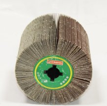 Щетка из шлифовальных листов Krohn 120x100, P60 (200911040)