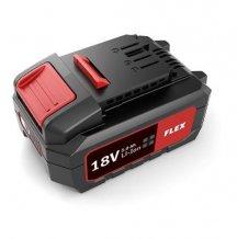 Аккумулятор 18 В, 5 Ач, Li-Ion FLEX AP (445894)